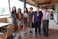 經濟系率團訪澳洲姊妹校 探視本校生