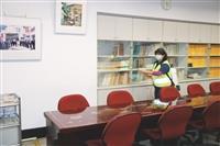 防範COVID-19 全校謹慎因應