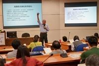 陳建甫:除了電影外,通識課程教學有哪些