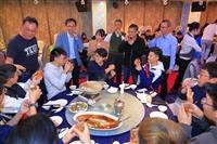 淡江大學獎勵109年全大運優秀運動員餐會