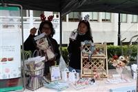 員福會與USR農情食課計畫合辦「淡味農情-聖誕市集」活動
