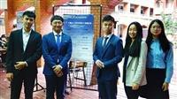 外交與國際系3組8位學生獲優秀論文海報作品