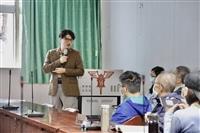 12/8(週二)上午10-12時資圖系請歷史系副教授李其霖主講:「清法戰爭 全面開戰」