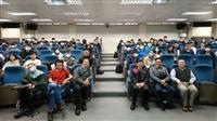 台大應力所李世光教授演講「跨領域學習與斜槓人生」