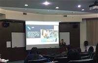 課外組聯合國永續發展目標演講