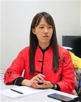 中文系副教授李蕙如