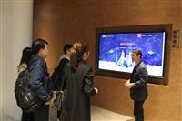 消失的國界參訪AI創智學院