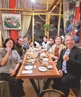國際處友善家庭溫馨過節