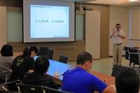 衛保組「不一樣的視角-HIV」教職員愛滋防治講座
