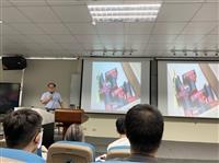宗瑋工業董事長林健祥於10/15(四)演講「尋找中小企業自己的工業4.0模式」