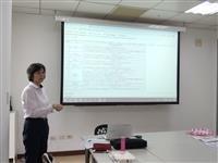 日文系 教師成長社群 日語教學與專業課程結合應用