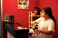 西語系文化教室咖啡香活動