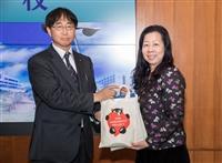國際處 日本大津高校來訪