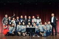 淡江大學系所友會聯合總會2018年度會員大會暨第四屆系盃才藝競賽晚會
