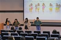 韓研社邀請Youtuber kkk,Kpop演講