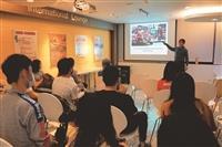 5/27 國際處舉辦「國際文化萬花筒分享活動」