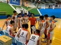 男籃大專盃5/8~5/12本校在北二區一般男生組贏得第三名並進級全國賽