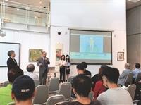 文錙中心游於藝 芳邦大學在臺校友聯展