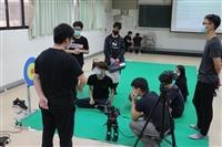 電機系舉辦國際智慧機器人運動大賽-模擬賽