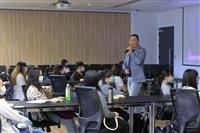優秀校友王俊超(法商家樂福台灣區總經理)演講