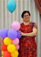新任二級主管-總務處事務整備組組長彭梓玲