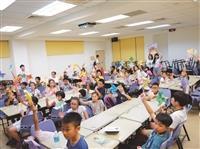 蘭陽志工服務隊英語營自然說英文