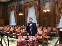 新任二級主管-國際事務學院日本政經研究所所長蔡錫勲