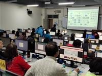 教職員動員研習MS teams  遠距教學中港澳生學習不中斷