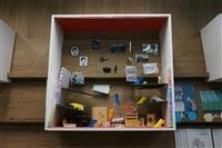 圖書館「高教深耕計畫區」即日起展出「達文西樂創中心」主題