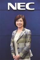 第33屆金鷹獎得主 NEC台灣總經理 資管系校友賴佳怡