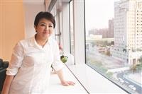 第33屆金鷹獎得主 臺中市市長 戰略所校友盧秀燕