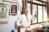 話題人物 柔道社教練