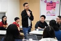 淡江68校慶教科系系友回娘家