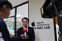 Apple RTC 北臺灣第一所揭牌育才