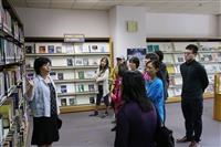正德國中閱讀增能研習「延伸閱讀與圖書館利用教育」及參觀圖書館