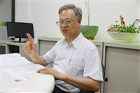 師生同行 淡江致遠 管科系教授陳水蓮VS教政所教授張鈿富