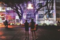 耶誕在淡江