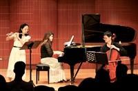 6/9(二)1930通核中心舉辦2020音樂會首場「皇家‧探戈‧世紀舞 會」,邀請隨想愛樂三重奏演出。