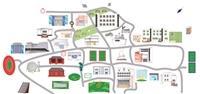 淡水校園地圖
