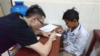 經探號 柬埔寨志工服務