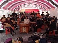 國樂社獲「絲竹室內樂合奏—大專團體B組」優等第二