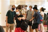 英國愛丁堡大學學生來台留學始業式