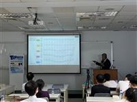 臺大醫學院環境職業醫學部主任蘇大成談健康生活