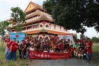 12隊出團暑期服務逾千人:柬埔寨服務學習團