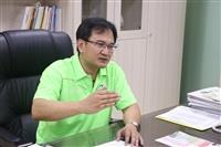 體育事務處體育長陳逸政
