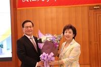 107學年度新任校長與交接典禮