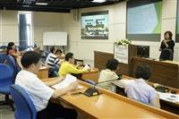教務處教發組舉辦「107學年度重點研究計畫教學研究類成果分享」