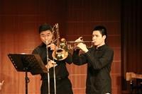 管樂社10/16(三)晚間7-9舉辦「楓中樂鳴室內樂」演奏會。