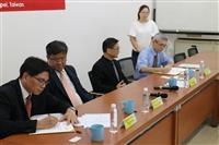 工學院與泰國農業大學工學院簽訂雙聯學位