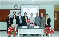 機械系系主任王銀添赴泰國 進行學術駐點計畫